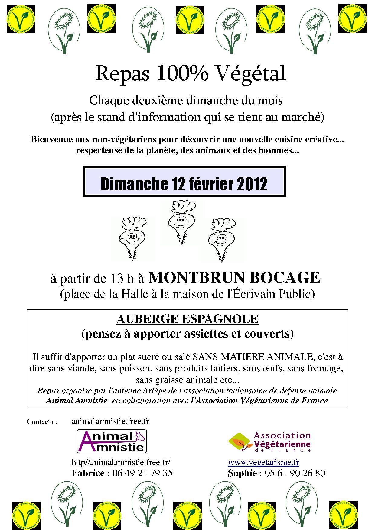 Pic nique 100 % Végétal Montbrun Bocage dimanche 12 février Pic_nique